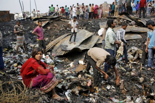 Slum Survivor